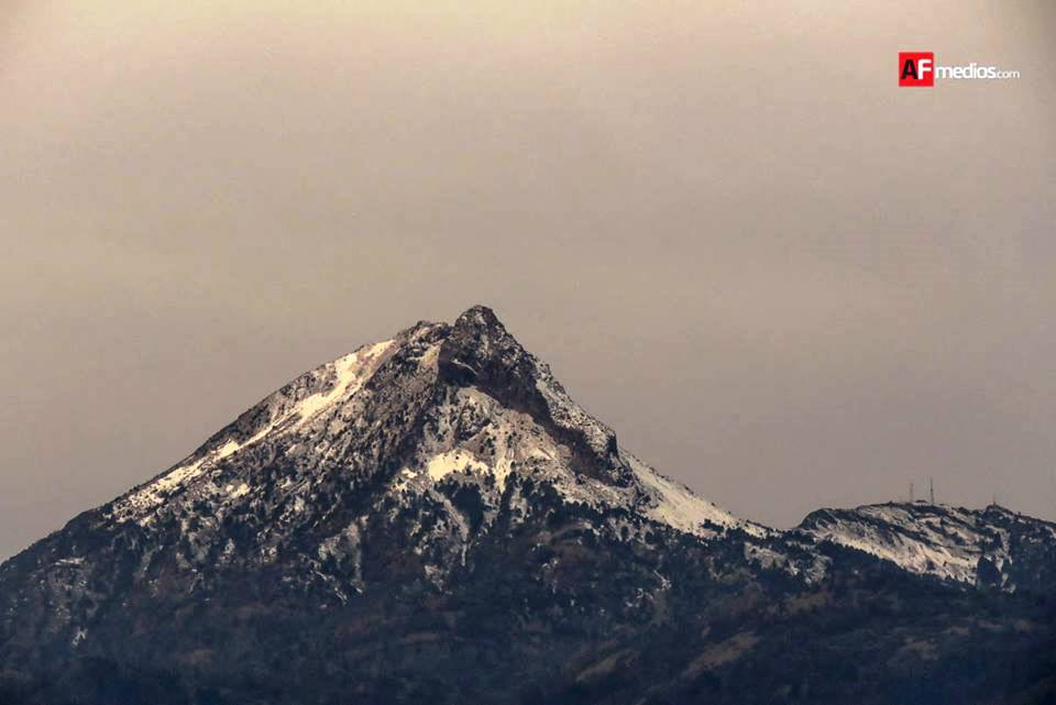 Ya fue abierto el Parque Nacional Nevado de Colima