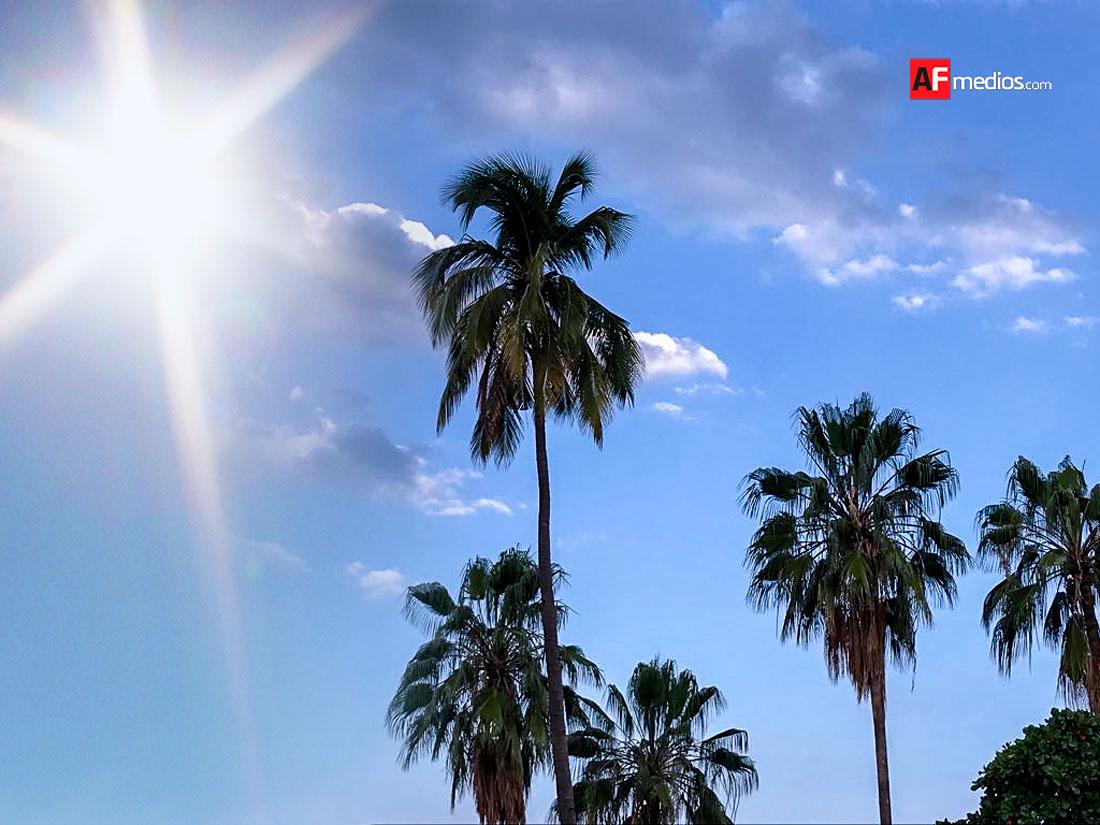 Calor, por encima de 40 grados en Guerrero, Michoacán y Oaxaca: SMN