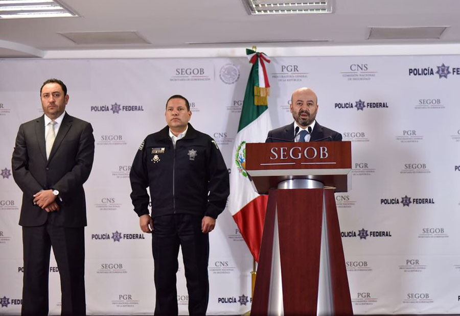 Capturan a 4 criminales, objetivos en Operativo 'Escudo Titán'