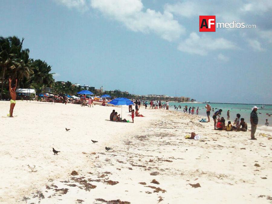 México: Descartaron explosión de una embarcación en playa del carmen