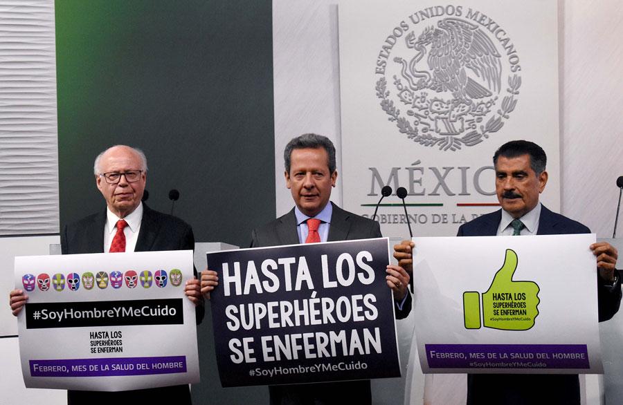 """Salud, mecanismo de inclusión y progreso: Narro Robles"""""""