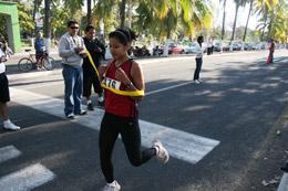 Emma Ruiz quinto lugar en  Universiada Nacional 2011