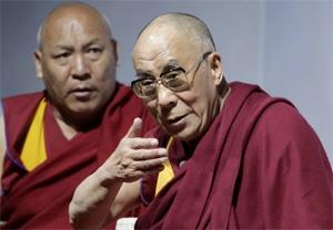 El 11-S y la violencia son producto de la desigualdad social: Dalai Lama