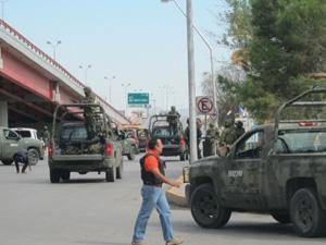 """Balaceras en Saltillo por intento de rescate de líder """"Zeta"""""""