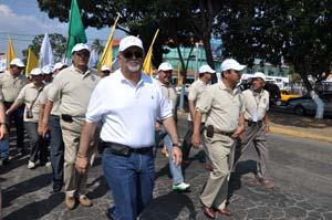 """""""En apoyo a los trabajadores, hemos logrado más que ninguna administración rectoral"""": Miguel Ángel Aguayo"""