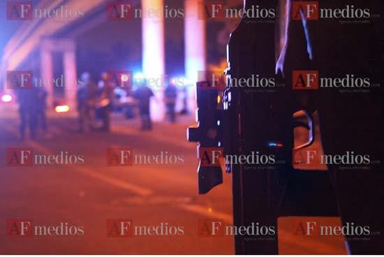 Un muerto, dos detenidos y un agente lesionado, saldo de enfrentamiento