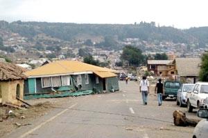 Sismo de 5.8 grados sacude zona de Chile afectada en 2010