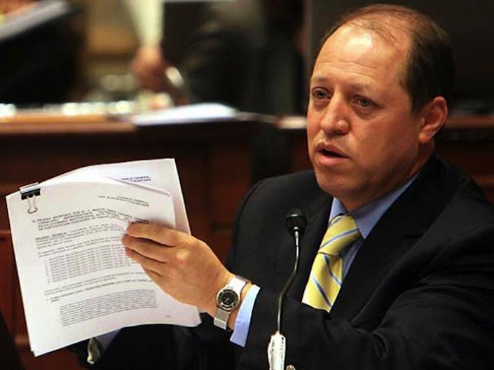 No se volverá a entregar lista nominal a partidos: Marco Antonio Baños