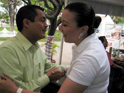 Enrique Monroy desconoce si Brenda Gutiérrez regresa a la alcaldía