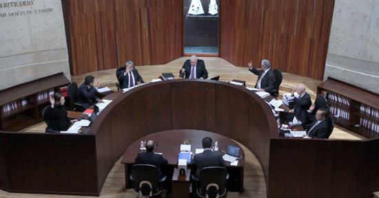 TEPJF establece que EPN es presidente electo y valida elección