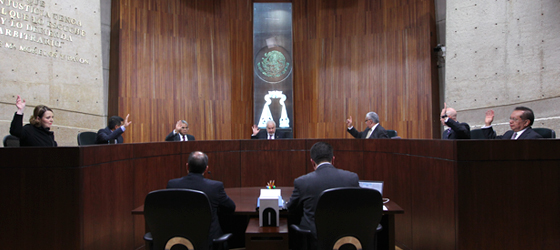 TEPJF considera infundada la solicitud de invalidación de la elección presidencial