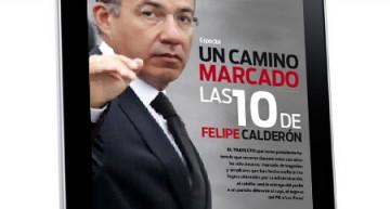 Las 10 de Felipe Calderón