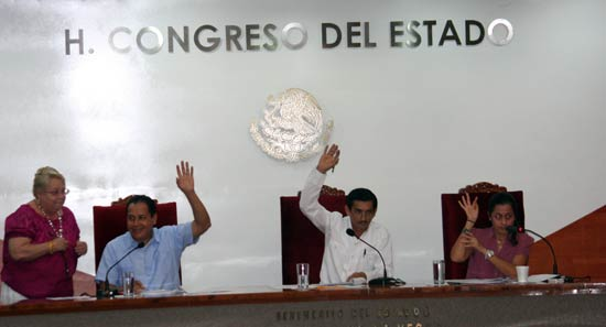 Diputados darán trámite a lista de aspirantes a magistrados electorales