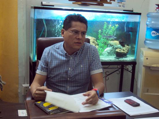 """Villanueva: ¿líder sindical o diputado oficialista?"": Nicolás Contreras"