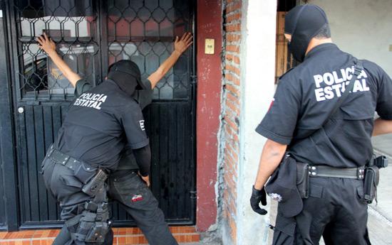 SSP captura a cuatro personas por delitos contra la salud