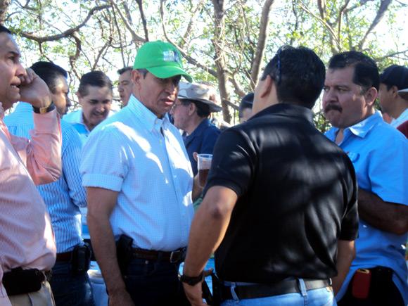 Mario Anguiano niega intervención en elección de magistrados