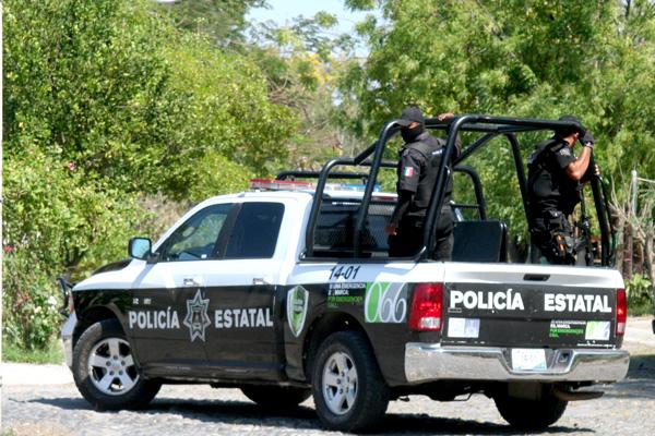 PGJE detiene a quien disparó contra la policía en Tecomán
