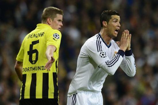 Real Madrid eliminado de la Champions