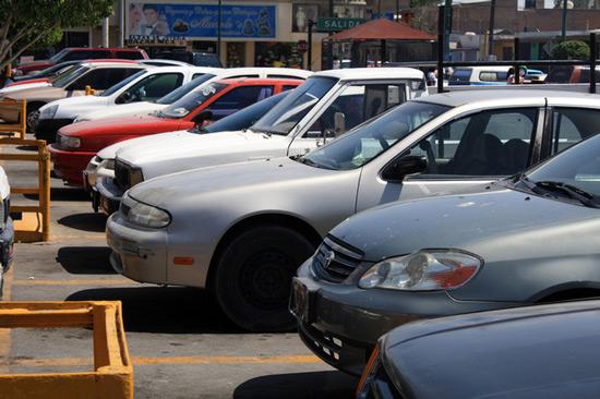 SSP recupera 40 vehículos con reporte de robo