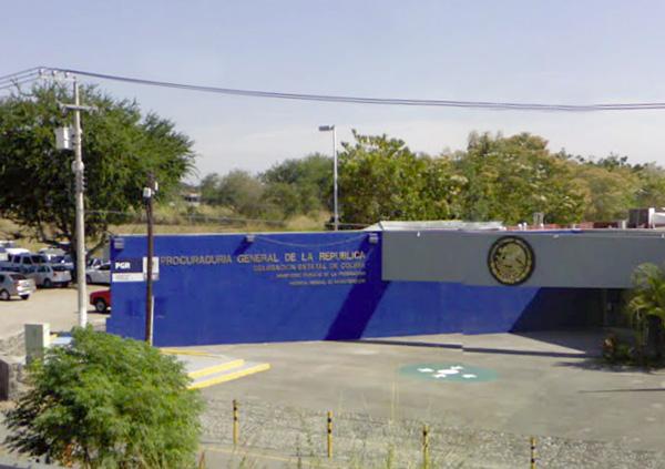 PGR cumplimenta cuatro órdenes de reaprehensión en Colima