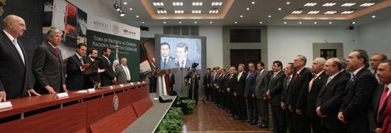 Peña Nieto anuncia inversión de 4 BDP para infraestructura de transporte