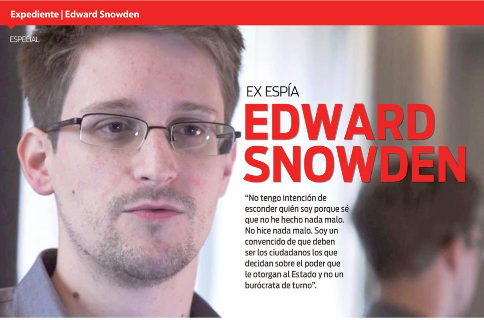 Edward Snowden, cronología y ruta de escape