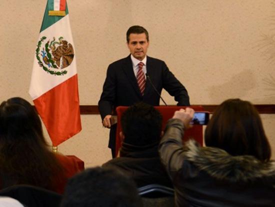 Invita presidente Peña Nieto a su homólogo turco visitar México