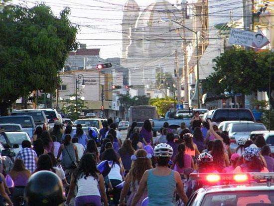 Diputada pide ciclovías intercomunicadas, no infraestructura aislada