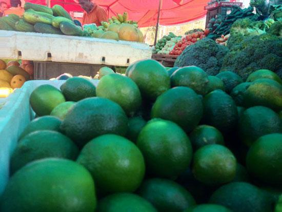 Limón, frijol y pollo, productos que más han subido de precio: Inegi