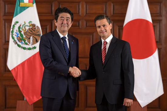 México y Japón consolidan lazos