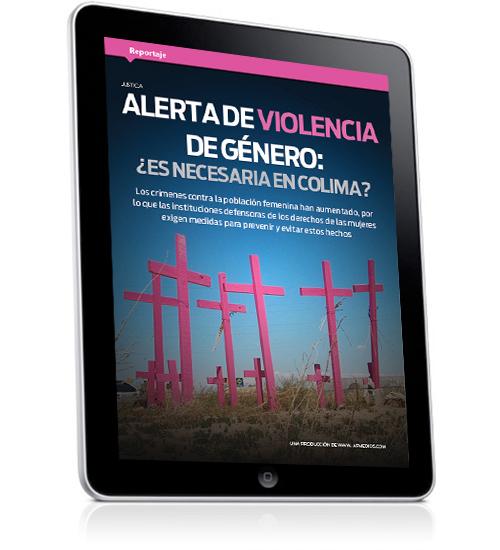 Alerta de violencia de género: ¿es necesaria en Colima?