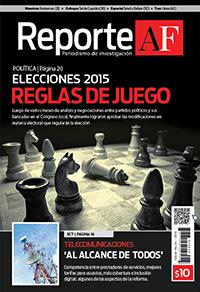 Reporte AF edición 24