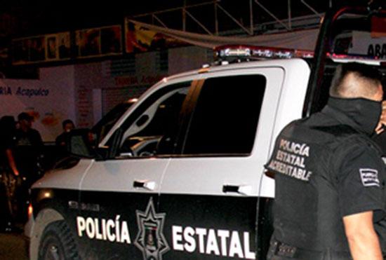 Disparan en contra de una pareja en Villa de Álvarez