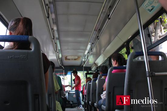 Transporte admite que no se dio información sobre cambios en rutas urbanas de Colima-Villa de Álvarez