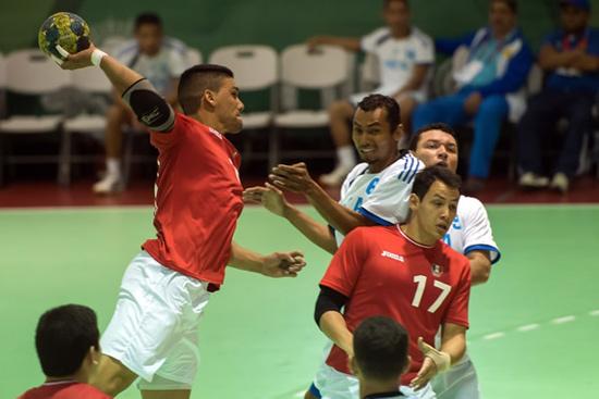 La selección mexicana de balonmano terminó en cuarto lugar en los Centroamericanos
