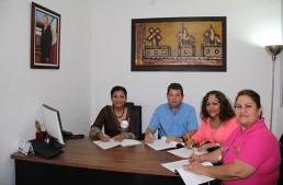 DIF Municipal Colima y Cecati firman convenio para otorgar becas