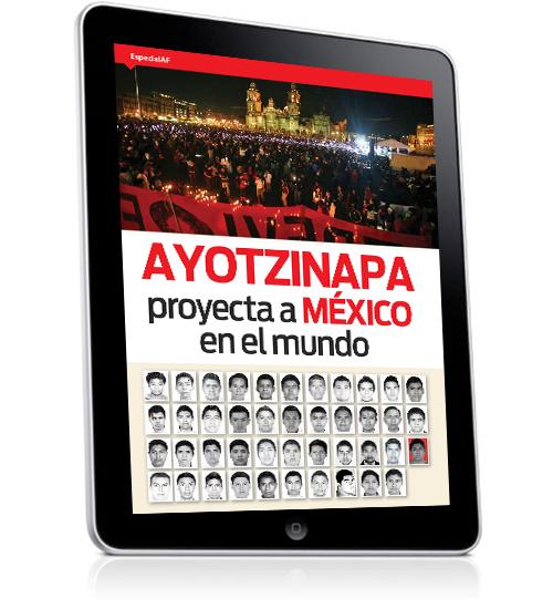 Ayotzinapa proyecta a México en el mundo
