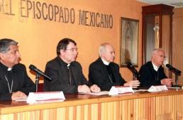 No más sangre y  no más desapariciones: obispos de México
