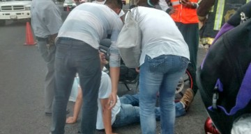 Motociclistas involucrados en 8 de cada 10 percances viales de Manzanillo: Cruz Roja