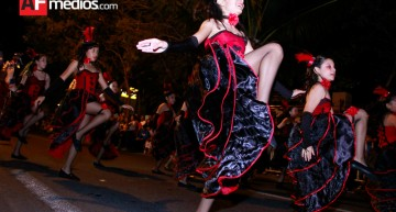 Del 3 al 12 de Marzo será el Carnaval de Colima 2017