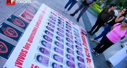 En Colima, anuncian marcha y mitin a un año de desapariciones de Ayotzinapa