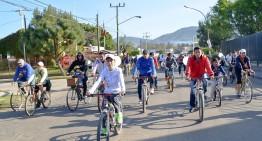 """Ciclistas desconocen reglamentos de tránsito"": diputada"