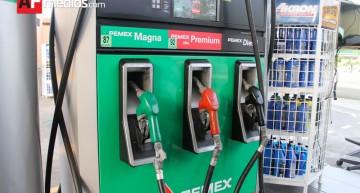 Gasolinas y Diésel bajan un centavo en Colima durante este fin de semana