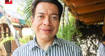 Senador Mario Delgado ve bien gabinete de 'Nacho' Peralta