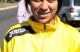 La colimense Diana Evangelista, primera en ranking de  100 metros, comienza su competencia