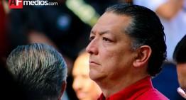 Rogelio Rueda aspira a dirigir al PRI, pero asegura no depende de él