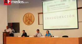 En la U de Colima se inaugura Seminario Internacional sobre elecciones y reforma política