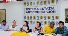 Martha Zepeda presenta propuesta de Sistema Estatal Anticorrupción