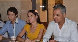 Martha Zepeda asegura que como gobernadora el tema de la salud será su prioridad