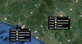 SMN pronostica lluvias en seis estados de la República